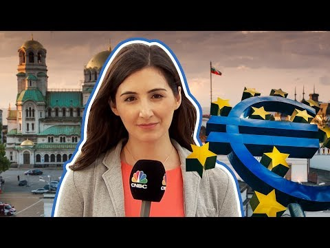 Why Bulgaria Wants In On The Euro | CNBC Reports