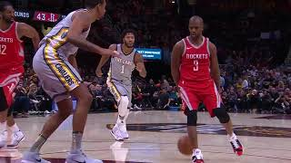 The BEST Plays From the Houston Rockets