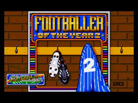 Footballer of the Year 2 (Amiga)