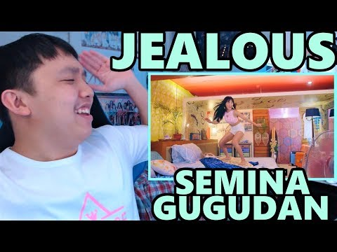 Gugudan SEMINA [구구단 세미나] - Jealous [샘이나] MV Reaction [THE PRODUCE101 GROUP IS BACK!]