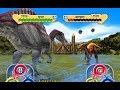 Dinosaur King Arcade Game 恐竜キング - Spiny X Tank VS the Alpha Fortress [Hard]