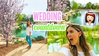 OUR WEDDING VENUE TOUR!! The Countdown is On!