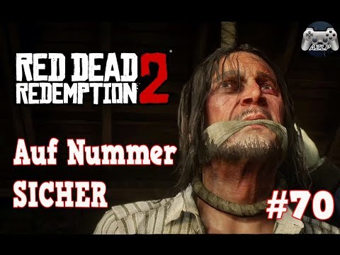 RED DEAD REDEMPTION 2 #70 - AUF NUMMER SICHER | Red Dead Redemption 2 deutsch thumbnail