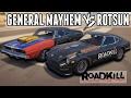 General Mayhem VS Rotsun - Roadkill Car Shootout! || Forza Horizon 3
