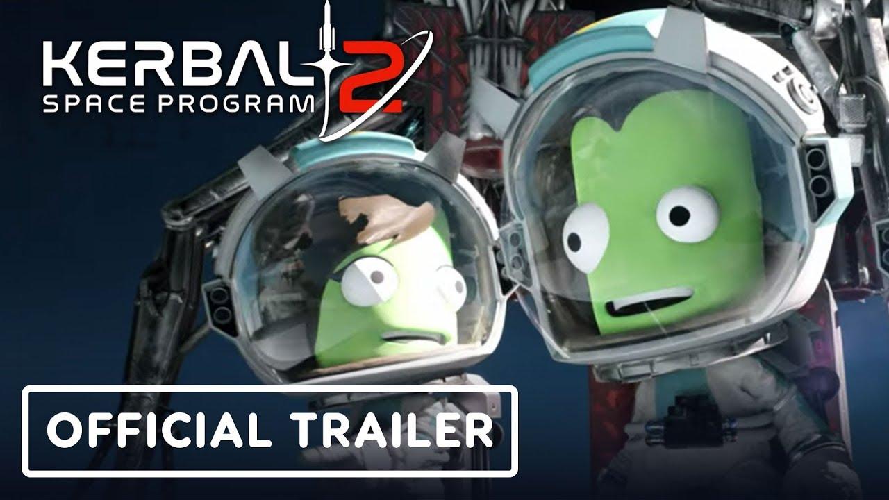 Offizieller Trailer zu Kerbal Space Program 2 - Gamescom 2019 + video