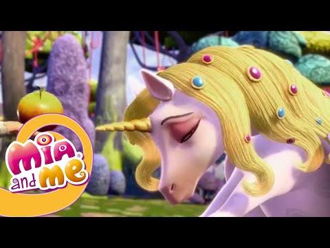 Мия и Я - 1 сезон 5-8 - Mia and me | Мультики для детей про эльфов, единорогов