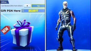 *NEW* FORTNITE UPDATE 'COMPLETING WEEK 2 CHALLENGES' LIVE! - NEW GIFTING SYSTEM COMING SOON!