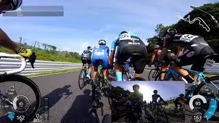 2018 シマノ鈴鹿ロード 5ステージ・スズカ 第1ステージ