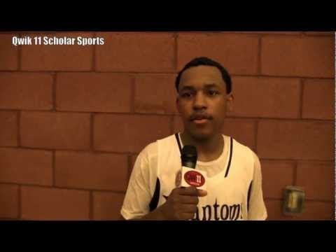 """Marc Lawrence Rodgers"""" Cathedral Los Angeles Phantoms vs L.A. Prep"""