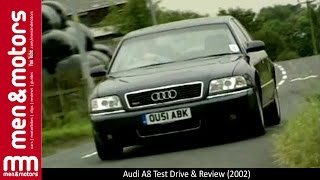 Audi A8 Test Drive & Review (2002)