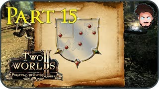 The Glass Map - Two Worlds II - Pirates of the Flying Fortress - Part 15 - EN Gameplay