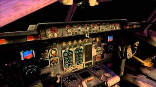Landing in Madeira Airport QualityWings Ultimate 146 Avro RJ Collection RJ100 LPMA