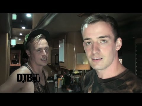 Architects (UK) - BUS INVADERS Ep. 541 [Warped Edition 2013]