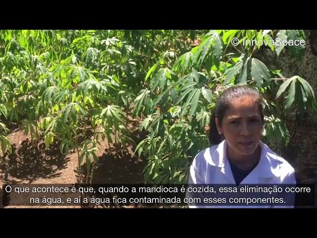 PT Kids2Mars   Angola - Será que podemos levar a Mandioca no espaço para ajudar na alimentação?