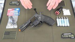 Colt Python .357 Magnum Co2 Airsoft Revolver