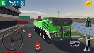 Cargo Crew: Port Truck Driver #4 - GIANT HAULER Vehicle Unlocked Android GamePlay FHD