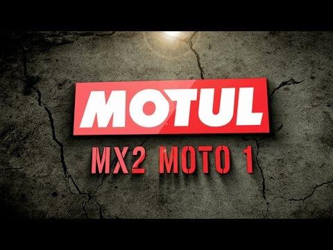 Motul MX2 - Moto 1 - Round 1 Horsham