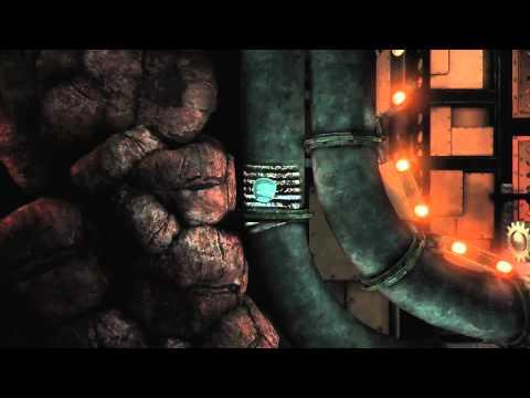 трейлер 2012 года - Новая логическая игра 2012года (Unmechanical - Announcement Trailer)