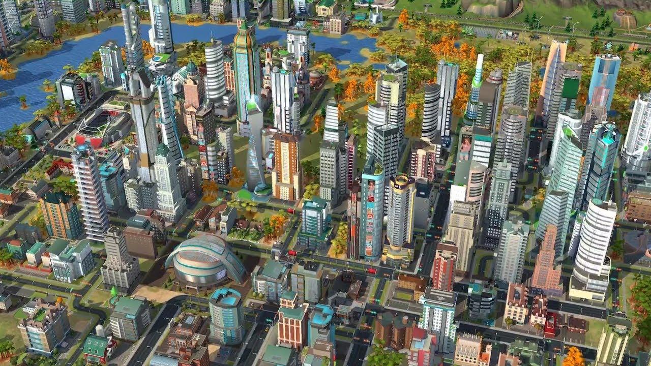 Game SimCity BuildIt (MOD, unlimited money) v1 26 8 82216