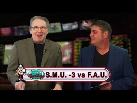 SMU Vs FAU College Football Pick, Tips And Prediction 12/21/19 Boca Raton Bowl Betting