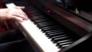 Je sais pas - Céline Dion (piano solo)
