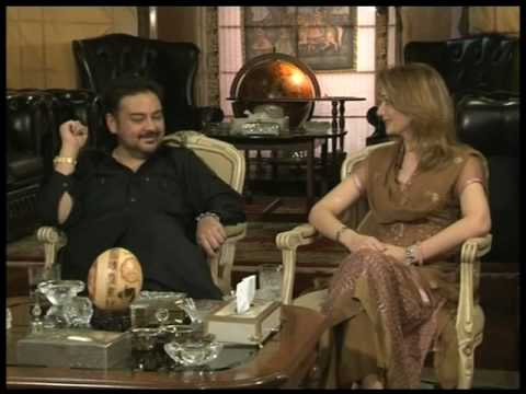 Adnan Sami Khan and Roya Faryabi Exclusive Interview with Farooq Hasan on Dunia Tv (Part 4)
