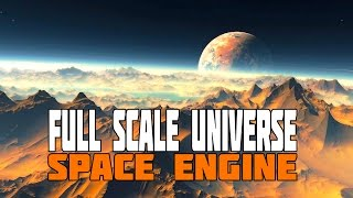Space Engine - A Tour of the Milky Way
