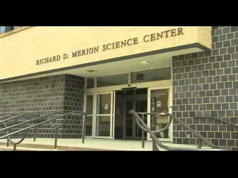 Outside of Merion Science Center
