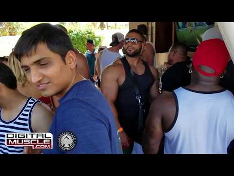 Jay Cutler Pool Party 2017 - Wet Republic / Olympia Weekend