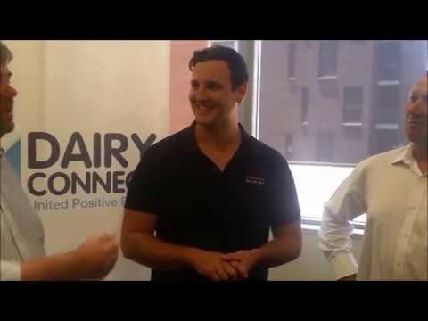 Solar Bay co-founder Cameron Quin talks energy savings on dairy farms