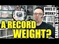 Are record weights worthwhile? Checking out the Groovewasher record stabilizer weight