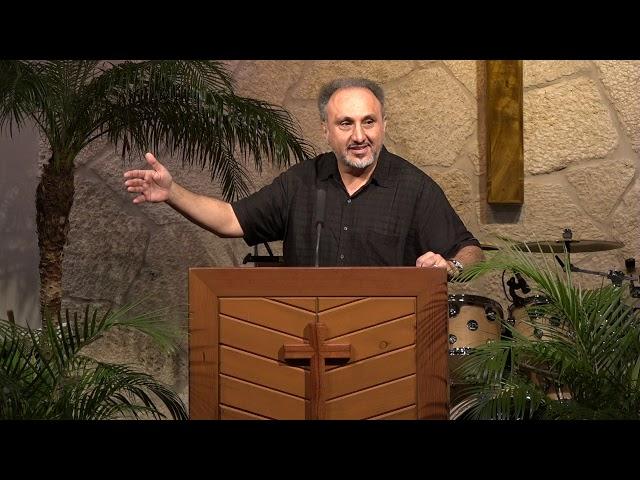 Communion Service, February 2nd, 2020