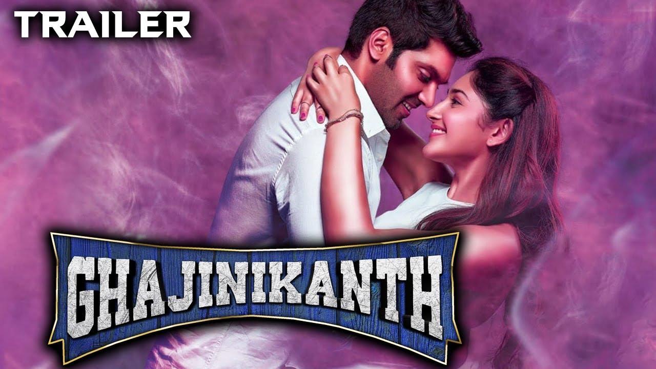 Download Ghajinikanth (2019) Official Hindi Dubbed Trailer 2 | Arya, Sayyeshaa, Sathish, Rajendran