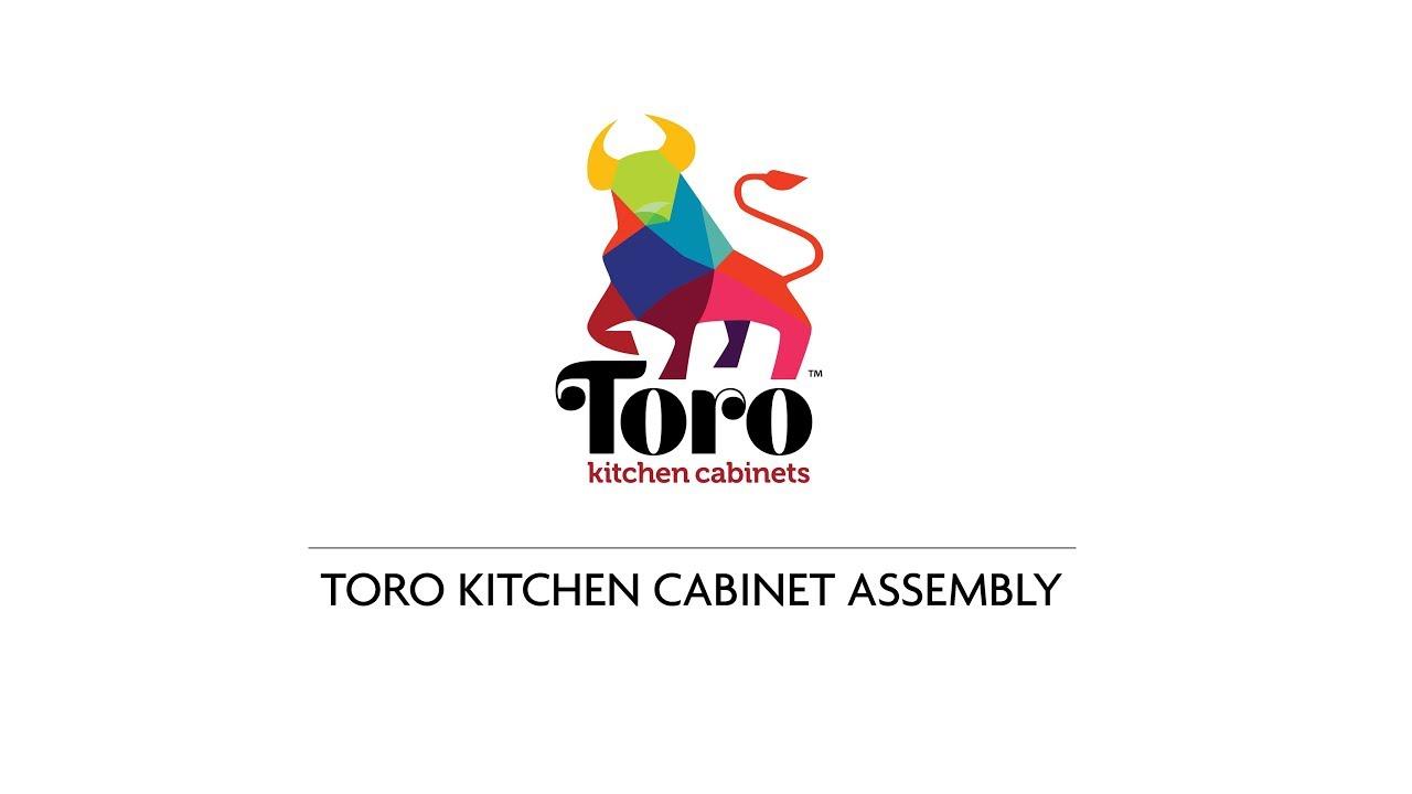 Toro Kitchen Cabinet Assembly Day