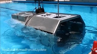 US Military MOST CHALLENGING Underwater survival test