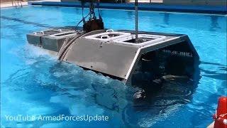 US Military MOST CHALLENGING Underwater survival test
