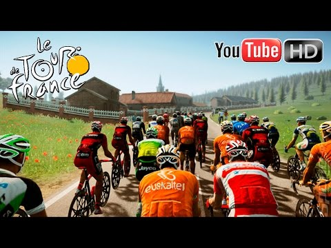 Le Tour de France [100th Edition] - ✪ BASTIA - AJACCION ✪〘 Distance 151 km 〙1080p Full HD