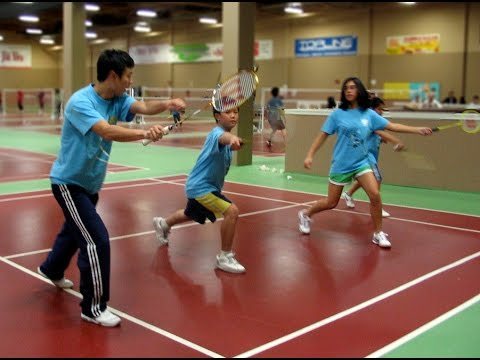 Badminton Training For Beginners - YouTube - YouTube