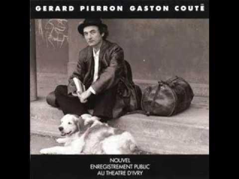 Gérard PIERRON Gaston Couté - En Revenant Du Bal