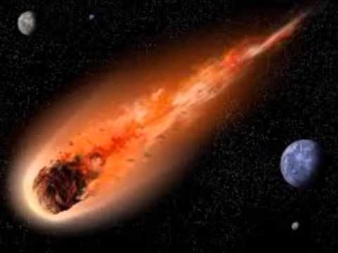 IMMINENT ASTEROID IMPACT
