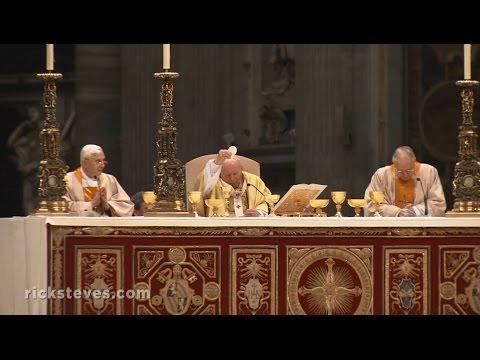 Pope John Paul II Celebrates Christmas One Last Time