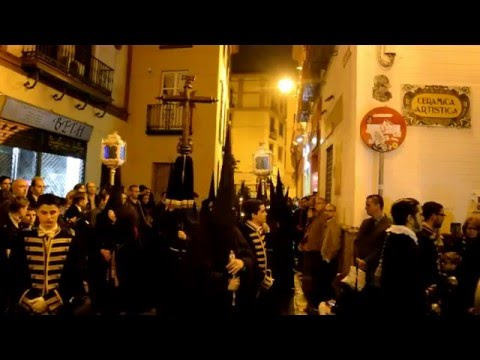 Hermandad de la Mortaja por la calle Feria | Semana Santa de Sevilla 2016