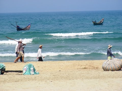 Trip Summer to Do Son Beach -HAI PHONG- VIETNAM #1