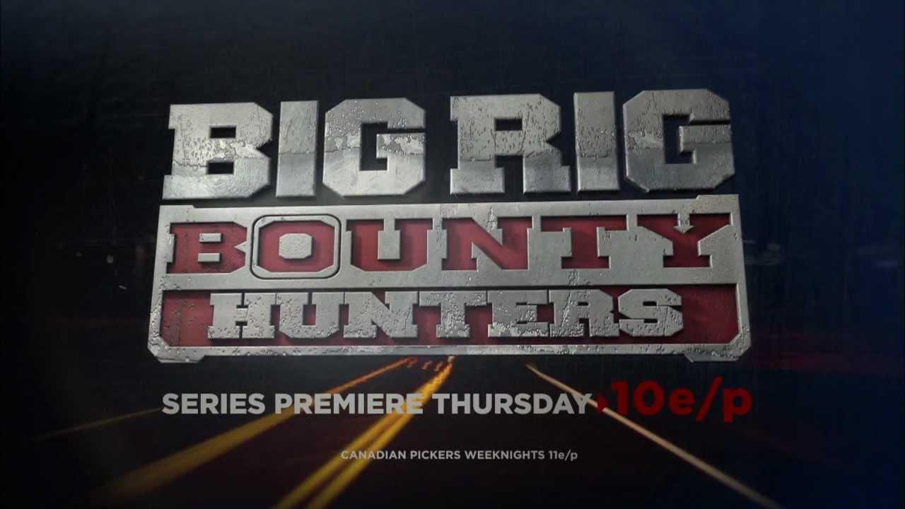 Download Big Rig Bounty Hunters