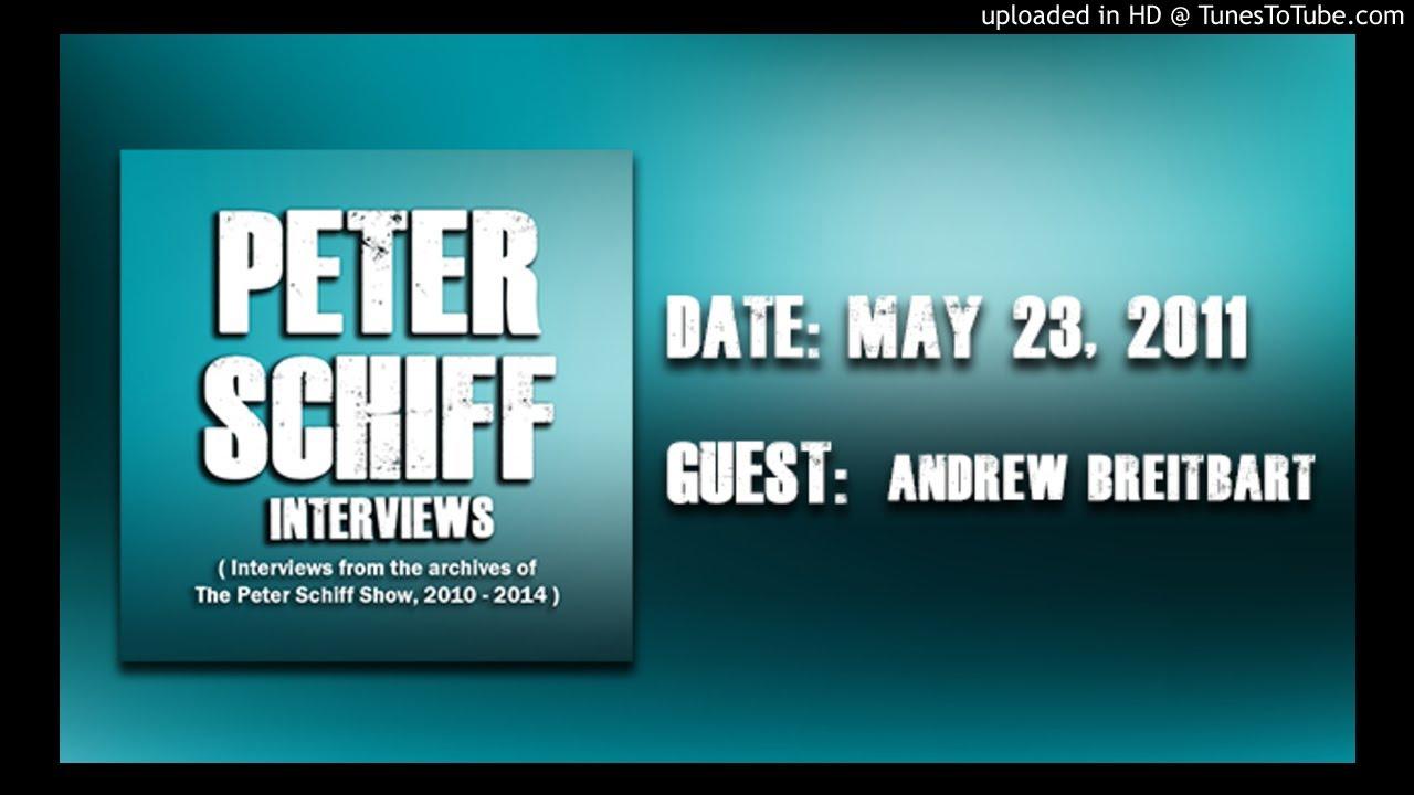 Peter Schiff interviews Andrew Breitbart | May 23, 2011