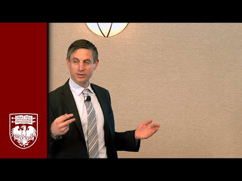 Harper Lecture with Michael Greenstone, LAB'87: The Global Energy Challenge