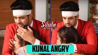 Silsila Badalte Rishton Ka : Nandini Feels Tensed, Kunal Hugs Her | Colors TV