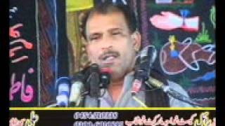 Zakir Atta Hussain Ranghar - P3/3