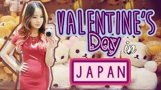 japan vlog valentine s day in japan   shopping in tokyo revlon event