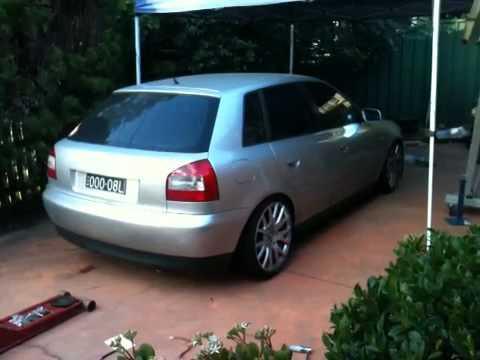 audi a3 8l airride youtube. Black Bedroom Furniture Sets. Home Design Ideas